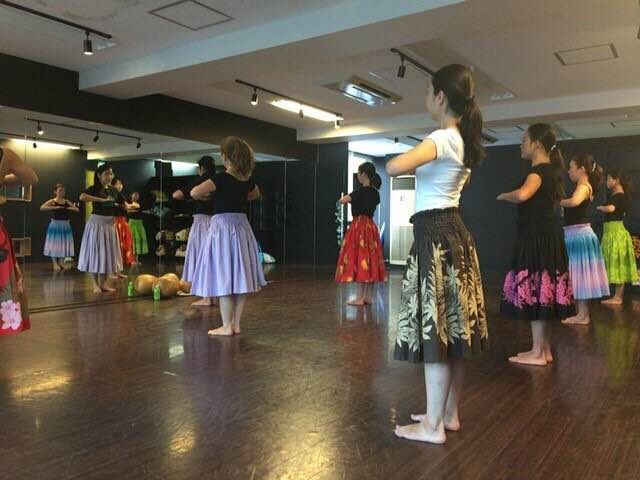 藤沢 フラダンス教室