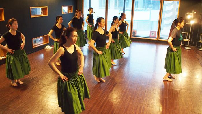 湘南(藤沢)フラダンス教室