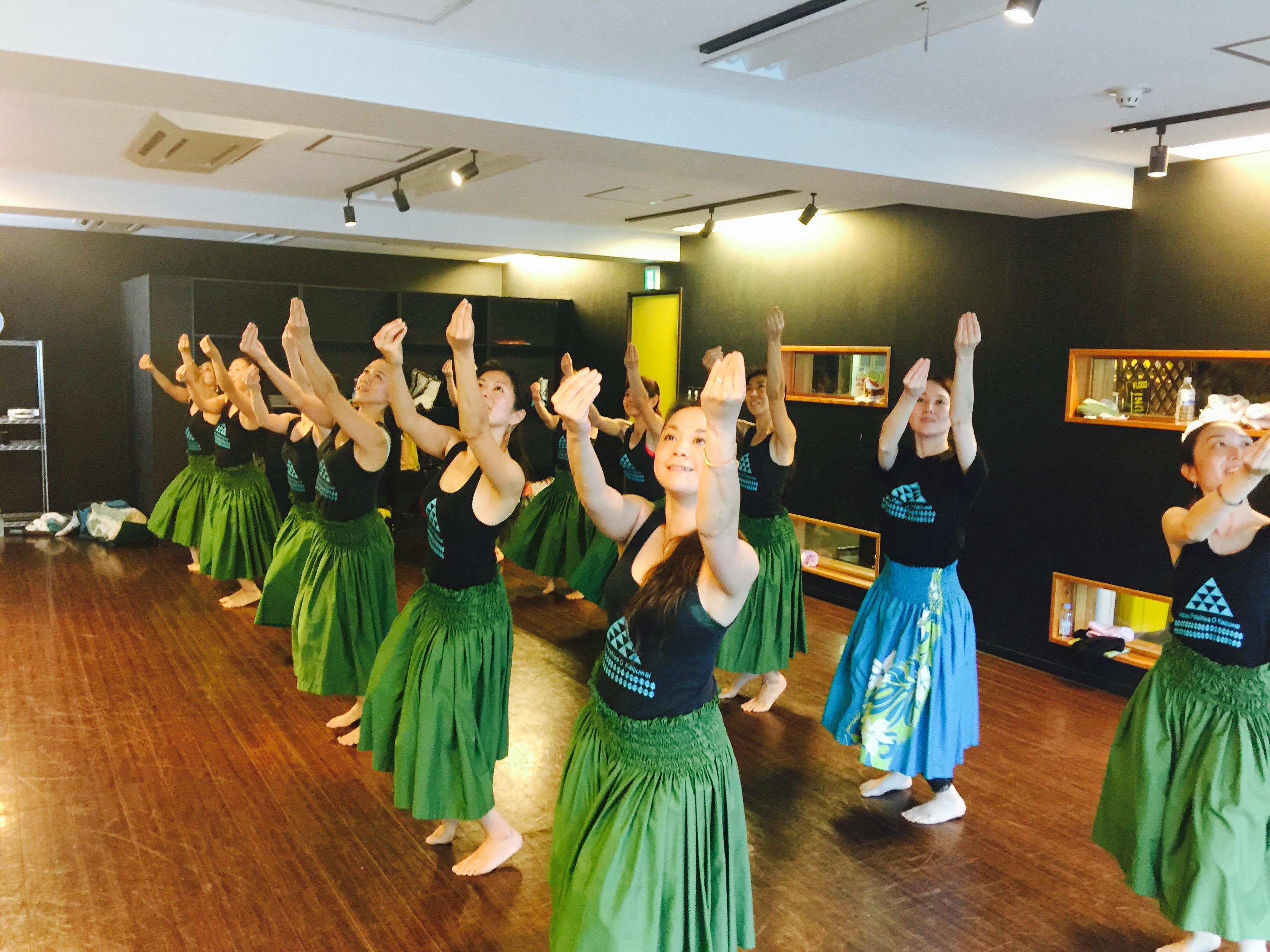 湘南 フラダンス教室